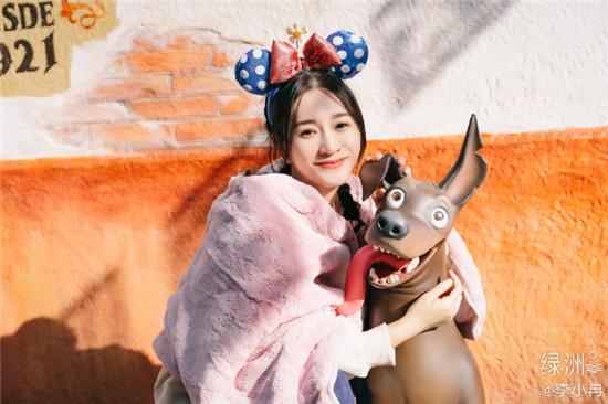 """44岁李小冉演绎""""迪士尼在逃公主"""" 毫无违和感"""