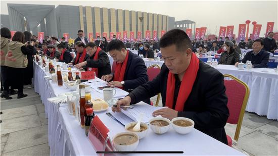 """""""西华论汤""""中国西华第四届胡辣汤大赛盛大开幕"""