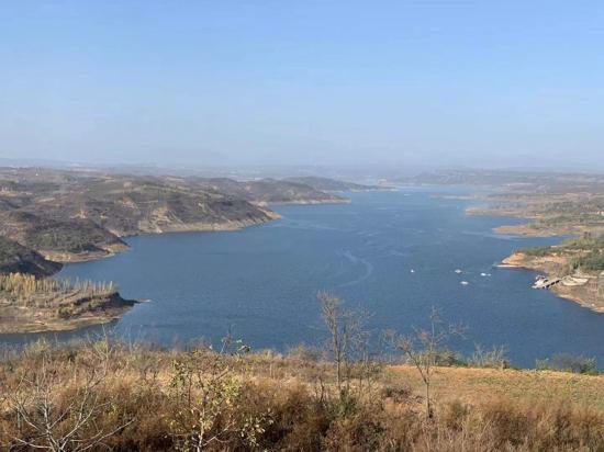 荒山增绿 群众增收 新安县正村镇打造沿黄经济发展的新亮点