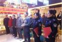 诗歌书法宣传齐上阵 郑州警民共筑反诈防火墙