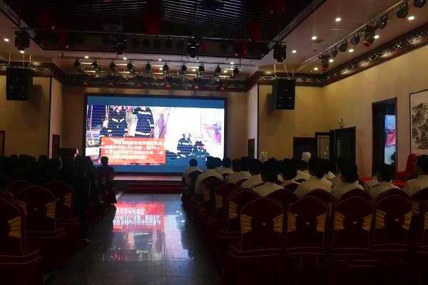 南阳消防支队全面开展社会单位消防安全大宣传大教育大培训活动