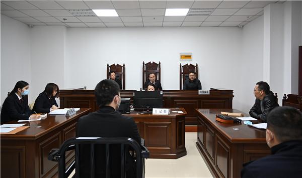 南阳高新法院:首次通知刑事案件鉴定人出庭接受质询