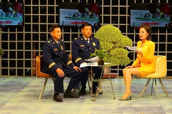 """南阳消防支队""""三种形式""""持续推进""""119消防宣传月""""活动"""