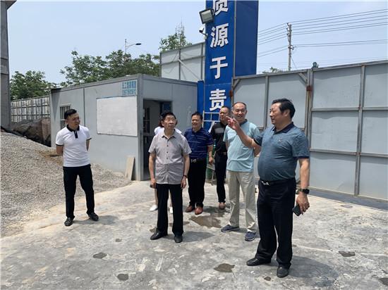 凝聚党员力量,加强非公党建 ——走访常务副会长单位河南丰泰置业有限公司