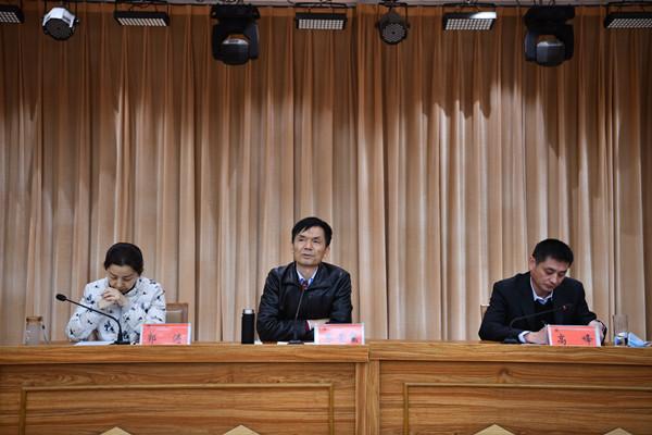 郑州管城区教育局召开义务教育基本均衡发展接受国家评估验收动员会