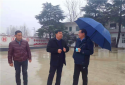 南阳市委副书记曾垂瑞到唐河县桐寨铺镇调研脱贫攻坚工作