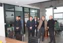 汪成海到郑州市洛阳商会会员企业调研