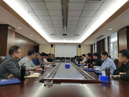 民革郑州市委会参加郑州市各民主党派理想信念教育培训班