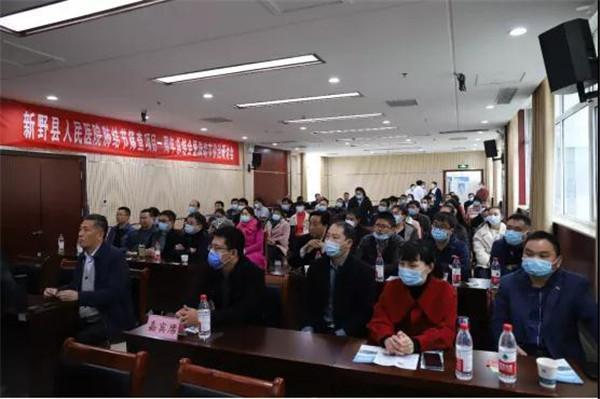 新野县人民医院肺结节智能筛查项目取得显著成效