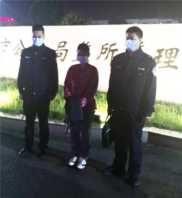 """邓州:女版""""窃·格瓦拉""""被警方抓获,面临""""四进宫"""""""