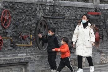 河南焦作:百年老矿变身文旅园区