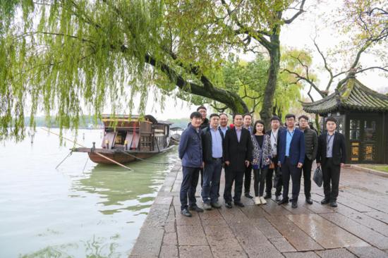河南省青年企业家协会长三角之行——浙江篇