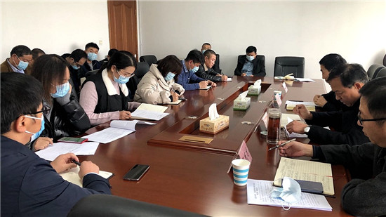 漯河市委统战部组织召开理论学习中心组扩大会议