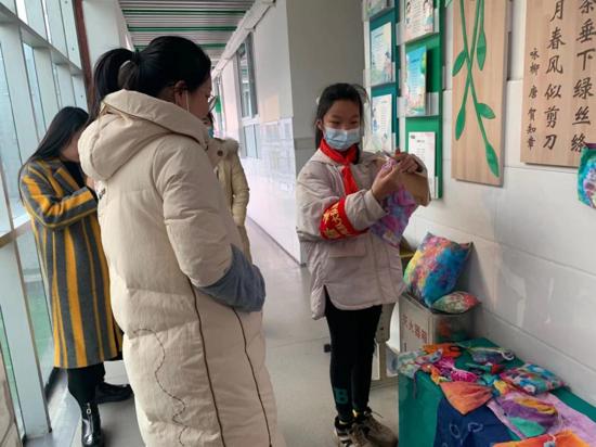 过程重实践 评价促提升——郑州市金水区新柳路小学开展综合实践学科过程性评价活动
