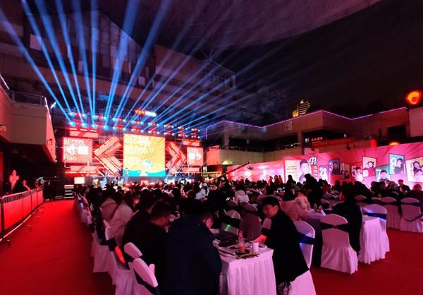 彼酷哩第七届鱼粉文化节盛大举行 鸭血辣条两款烤鱼新品赢得好评