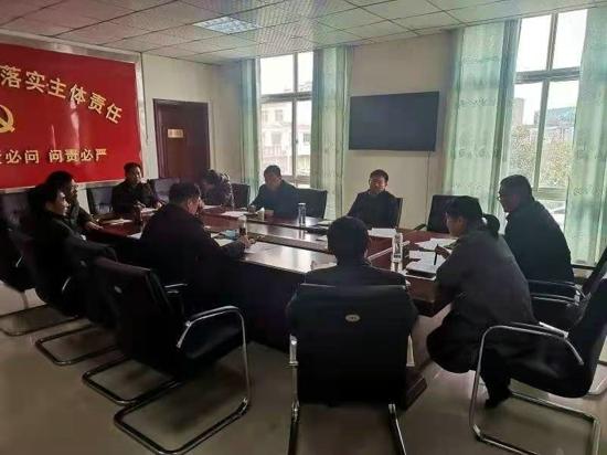 新蔡县黄楼镇全面掀起学习宣传党的十九届五中全会精神热潮