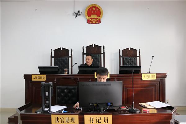 """南阳宛城区法院民二庭:站好司法为民""""前哨岗"""""""