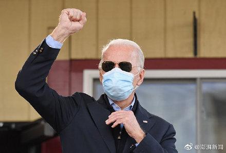 拜登称将要求美国人戴口罩100天 奥巴马称绝对会接种新冠疫苗