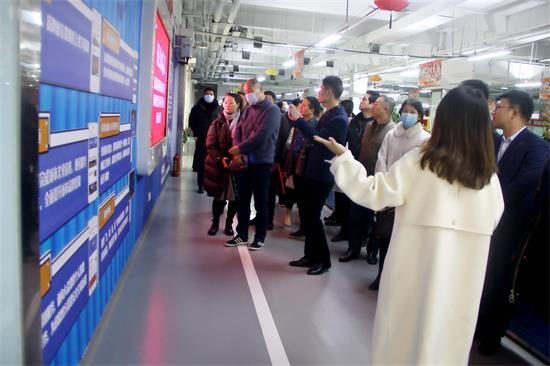"""乘风破浪!郑州企业家""""新零售与数字化""""交流会走进互联网巨头"""