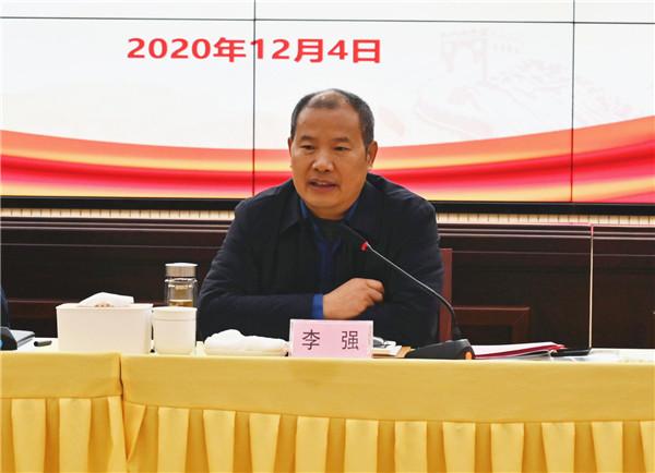 南阳高新区人大政协工委到高新法院视察审判工作开展情况