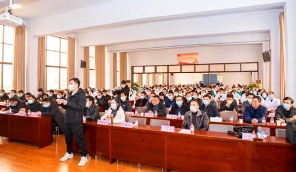 唐河县医疗健康服务集团成立暨揭牌仪式在唐河县人民医院举行