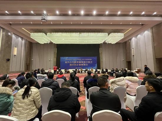 河南省新助力•注册会计师服务团赴兰考开展首次考察服务活动