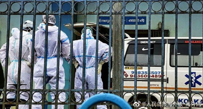 印度已有超300人感染不明原因怪病 印官员称不明原因怪病不会人传人