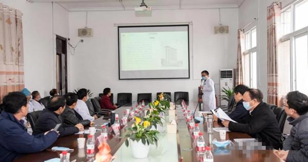 南阳市卫健委创伤中心专家组对唐河县人民医院创伤中心进行现场指导评价