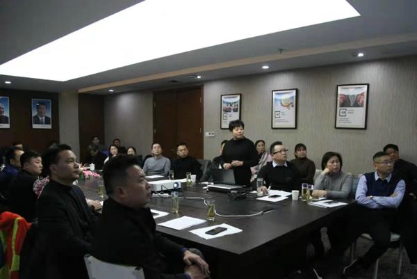 天中义工联合会召开第三届理事会换届筹备工作会议