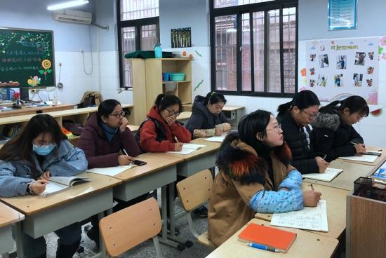 郑州市中原区育智学校:新闻宣传培训 促进青年教师成长
