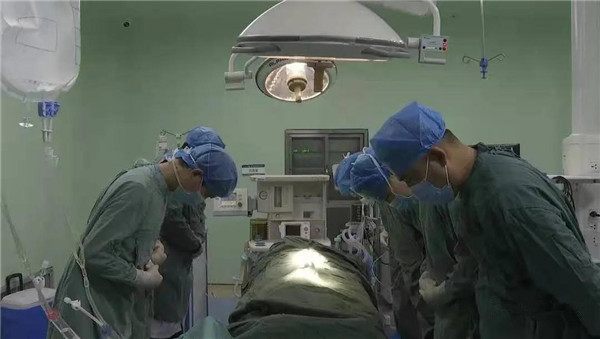 新野县人民医院成功实施全县第六例人体器官捐献手术