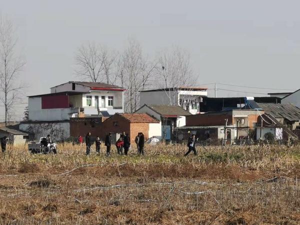 汝南县罗店镇扎实开展农村房地一体不动产确权登记工作