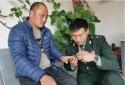 周口太康王肖飞:放弃企业务工邀请,在家照顾残疾父亲