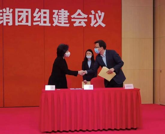郑州银行与财政部签署2021-2023年国债承销协议