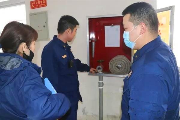 南阳消防支队强力推进大型商业综合体火灾防控工作