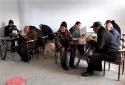 唐河县源潭镇:迎冬至吃饺子 幸福大院真幸福