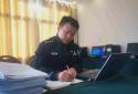 登封市公安局民警杨世杰:破大案的尖刀手 警营中的秀才兵