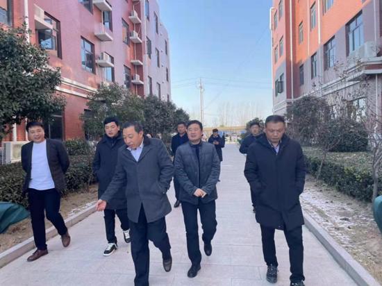 商丘市睢阳区新联会召开会长办公会第一次会议
