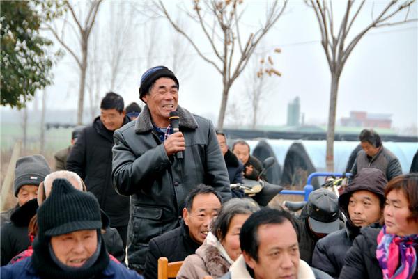 唐河县源潭镇:党的理论进基层 文艺巡演暖民心
