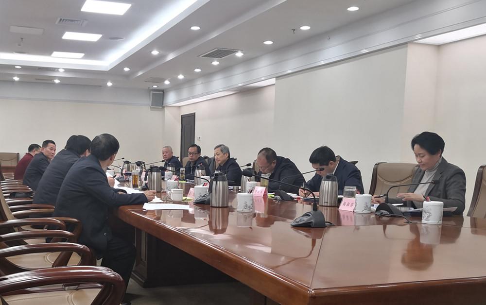尚朝阳主持召开市长周例会 安排部署政府系统下一步重点工作