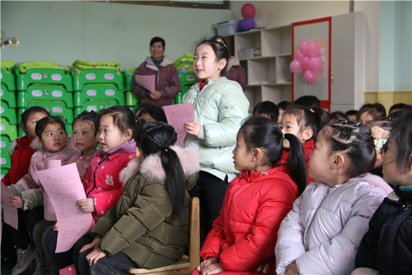 社旗县交警:寒假交通安全宣传教育进校园