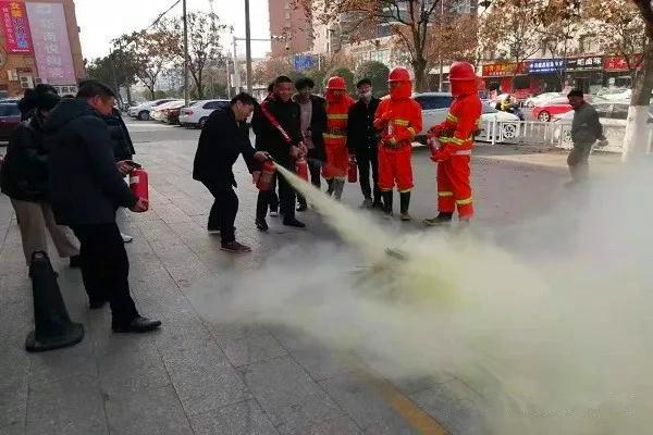 """南阳消防支队""""三个强化""""全面做好冬季人员密集场所火灾防控工作"""