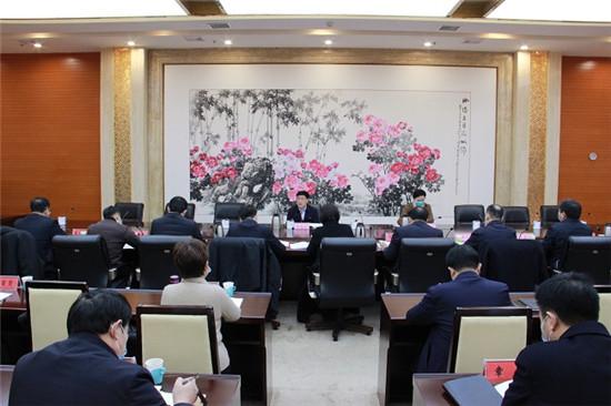 洛阳市委召开党外人士座谈会