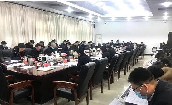 新郑市委常委会传达学习《中国共产党统一战线工作条例》