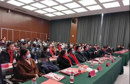 2020年洛阳高新区新联会年会庆典圆满举行