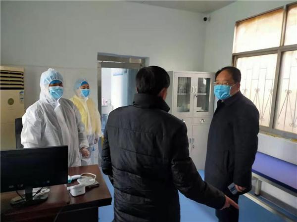 唐河东王集乡:做好疫情防控 筑牢安全屏障