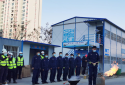 民权县住建局:举行建筑工地消防教育培训及应急疏散预案演练