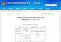 汝州玉川村镇银行因违规向关联企业发放信用贷款被罚款20万元