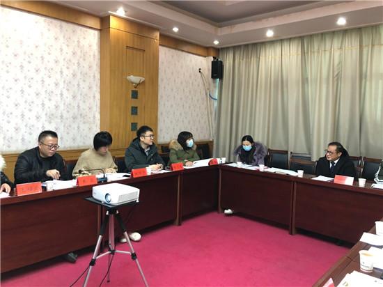郑州市金水区经八路街道新联会第一次理事会召开