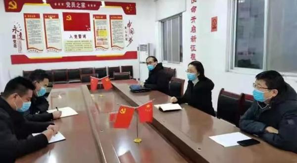 宁陵县副县长赵向群到部分乡镇督导检查疫情防控工作
